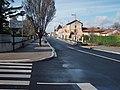 Pérignat-lès-S avenue de la République rénovée 2016-03-03.JPG