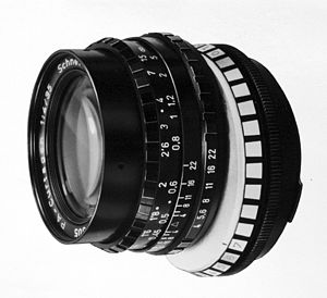 Schneider Kreuznach - 1:4/35mm PA-Curtagon lens