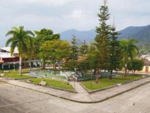 San Antonio, Tolima - Image: PARQUE CENTRAL SAN ANTONIO