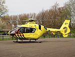 PH-MAA ANWB Medical Air Assistance Eurocopter EC135 at Hoofddorp pic15.JPG
