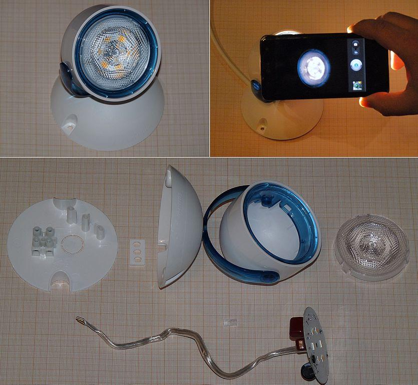 Lampu Belajar LED Charge PHILIPS Dyna 532303516