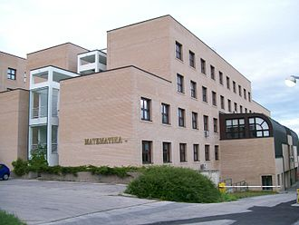 Faculty of Science, University of Zagreb - Department of Mathematics