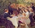 PS Krøyer - Hip hip hurra! Kunstnerfest på Skagen 1888.jpg