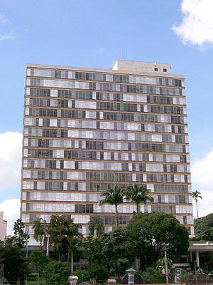 Palácio dos Jequitibás - Campinas - SP