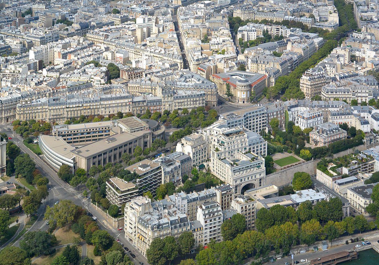 Hotel Porte Versailles Parc Expositions
