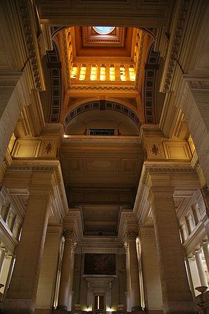 Palais de Justice, Brussels - Image: Palais de Justice Interior