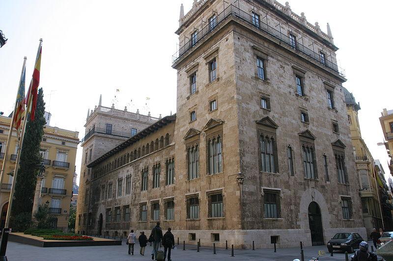 File:Palau de la Generalitat del País Valencià 4.jpg