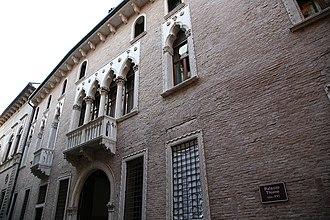 Palazzo Thiene - Image: Palazzo Thiene 20070705 01
