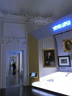Palazzo Pepoli. Museo della Storia di Bologna (solo corte interna) 6.JPG