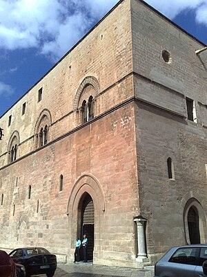 University of Palermo - Palazzo Chiaramonte-Steri