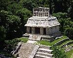 Palenque - Las Cruces - Templo del Sol.JPG