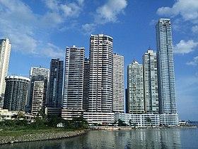 Panama City seafront.jpg