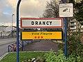 Panneau entrée Drancy Rue Fernand Pena - Drancy (FR93) - 2021-01-07 - 1.jpg