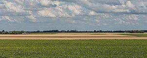 Panorama vanaf de dijk. Locatie Noarderleech 04.jpg