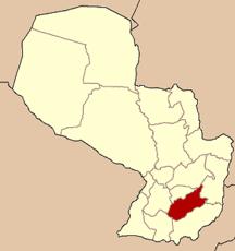 Departemen Caazapá
