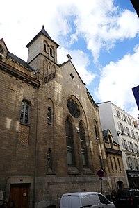 Paris - Chapelle Saint-Denis - 1.jpg
