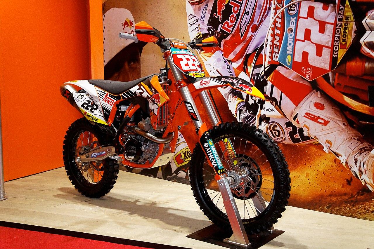 File paris salon de la moto 2011 ktm 350 sx f ltd - Salon de la moto 2013 ...