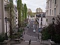 Paris 75016 Rue de la Manutention stairs downwards 20140406.jpg