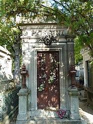 Paul Adolphe Lebègue: Tomb of Rossini