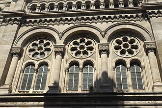Grand Synagogue of Paris - Image: Paris Synagogue de la Victoire 681