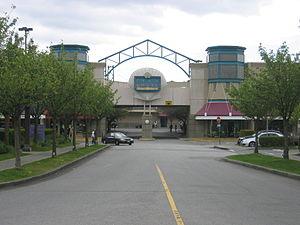 Park Royal Shopping Centre - Park Royal, South Mall