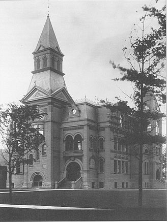 Parkdale Collegiate Institute - Original Parkdale High School