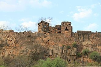 Chahamanas of Ranastambhapura - The Ranthambore fort