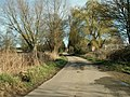 Part of East Gores Road - geograph.org.uk - 720092.jpg