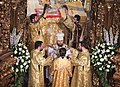 Participation in the liturgy and enthronement of the Primate of the Orthodox Church of Ukraine (2019-02-03) 41.jpeg