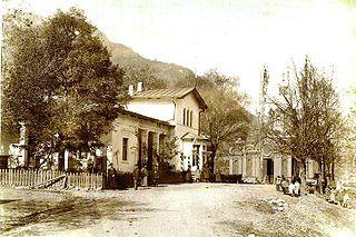 Pasanauri Place in Mtskheta-Mtianeti, Georgia