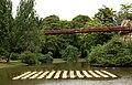 Passerelle suspendue, Buttes Chaumont 2010.jpg