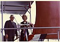 Pat Nixon christens USS California C7339-17.jpg