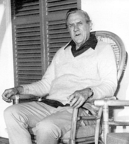 Patrick White 1973
