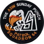 Patrol Squadron 64 (US Navy) insignia 1976.png