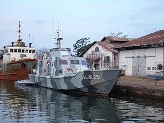 Cirebon - Port of Cirebon.