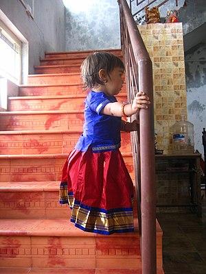 Langa Voni - Image: Pattu Pavadai