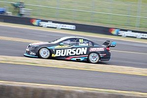 2017 Dunlop Super2 Series - Paul Dumbrell finished second in the Super2 Championship