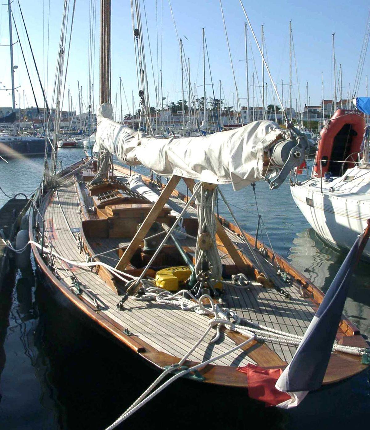 Pen duick wikipedia - Photo de voilier gratuite ...
