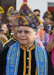 Joseph Pairin Kitingan Malaysian politician