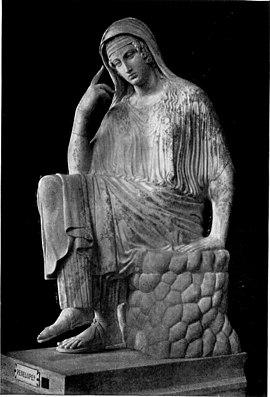 Penelope, Fiktive Gestalt