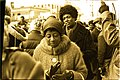 Peoples Temple members attended an anti-eviction rally at the I-Hotel in January 1977.jpg