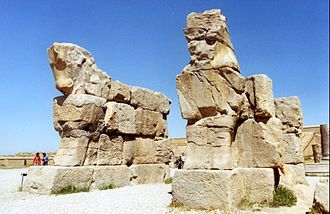 Artaxerxes III - The Unfinished Gate at Persepolis gave archaeologists an insight into the construction of Persepolis.