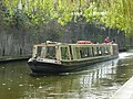 Perseus on the Regent's Canal - geograph.org.uk - 752900.jpg