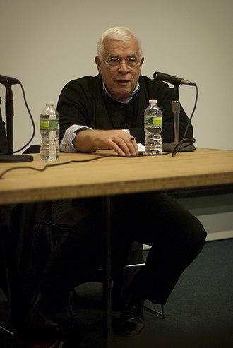 Peter Eisenman - Image: Peter Eisenman at GSAPP