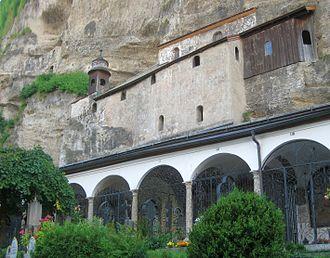 St Peter's Abbey, Salzburg - St Peter's Cemetery