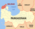 Ph locator pangasinan bolinao.png