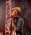 Pharrell Williams – Coachella 2014 (cropped).jpg