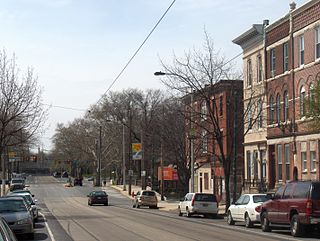 Girard Avenue Major commercial and residential street in Philadelphia, Pennsylvania, United States