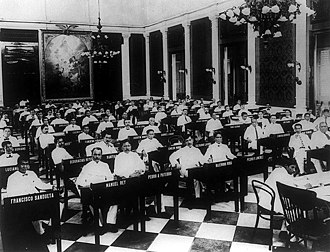 Philippine Legislature - Philippine legislature before 1924