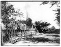 Philippine insurrection)- Burning of native huts LCCN2002724009.jpg